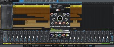 2B Distorted 2.1 - Studio One
